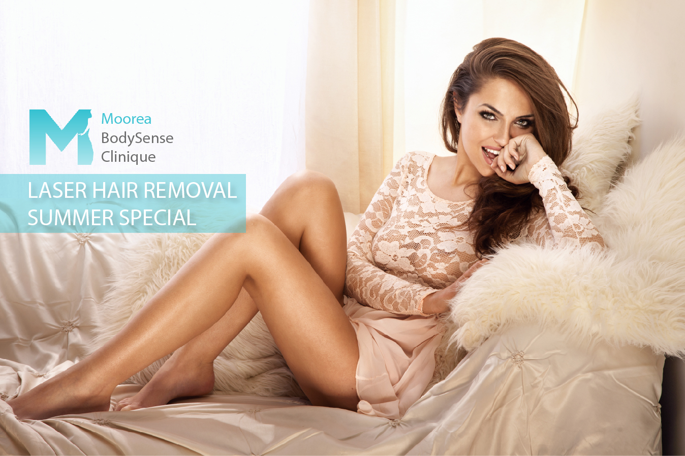 JULY LASER HAIR REMOVAL
